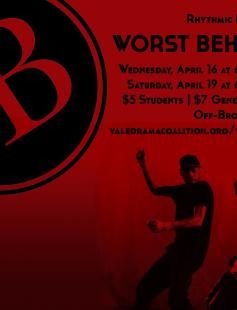Poster of Rhythmic Blue Presents: Worst Behavior