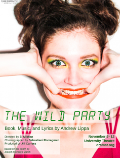 Poster of The Wild Party