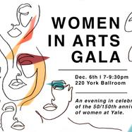 Women in Arts Gala