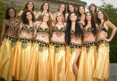 image of Yale Affiliates Belly Dance Society (YBDS)