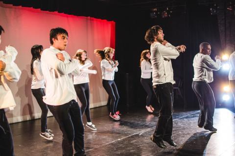 image of Danceworks team