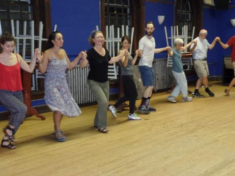 image of Grad Student Folk Dancing Club team