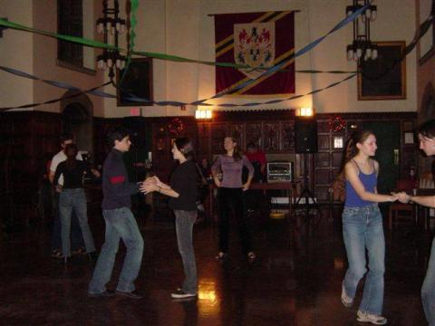 image of Yale Swing & Blues team