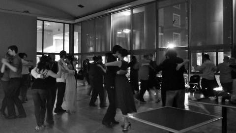 image of Yale Tango Club team